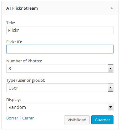 configuracion_flickr_stream